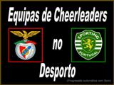 Equipas de Cheerleaders