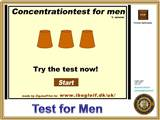 Jogo Test for Men (ppsx)